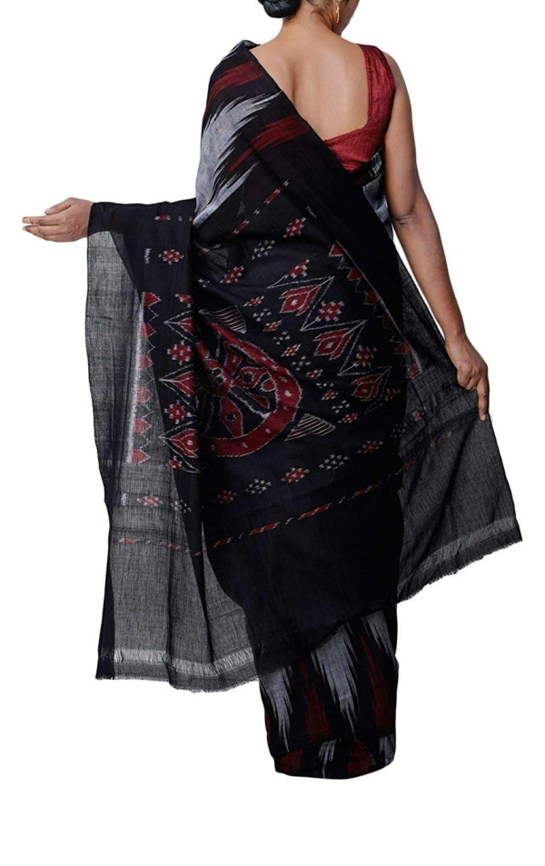 Odisha Handloom Women Cotton Saree