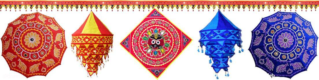 Pipili Chandua Applique Work