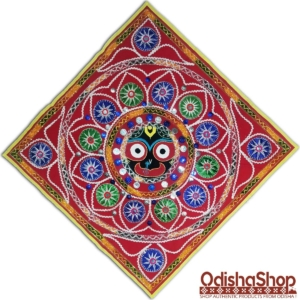 Odisha Jagannath Chandua Designed in Pipili