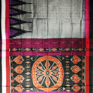 Sambalpuri Handloom Women's Sambalpuri Cotton Saree